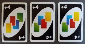juego de mesa uno