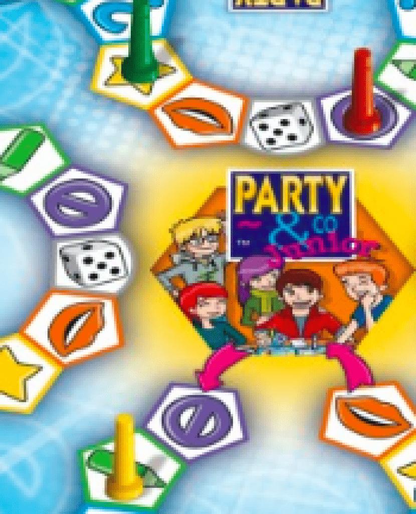 Juego De Mesa Party Co Junior Juegos De Mesa Infantiles