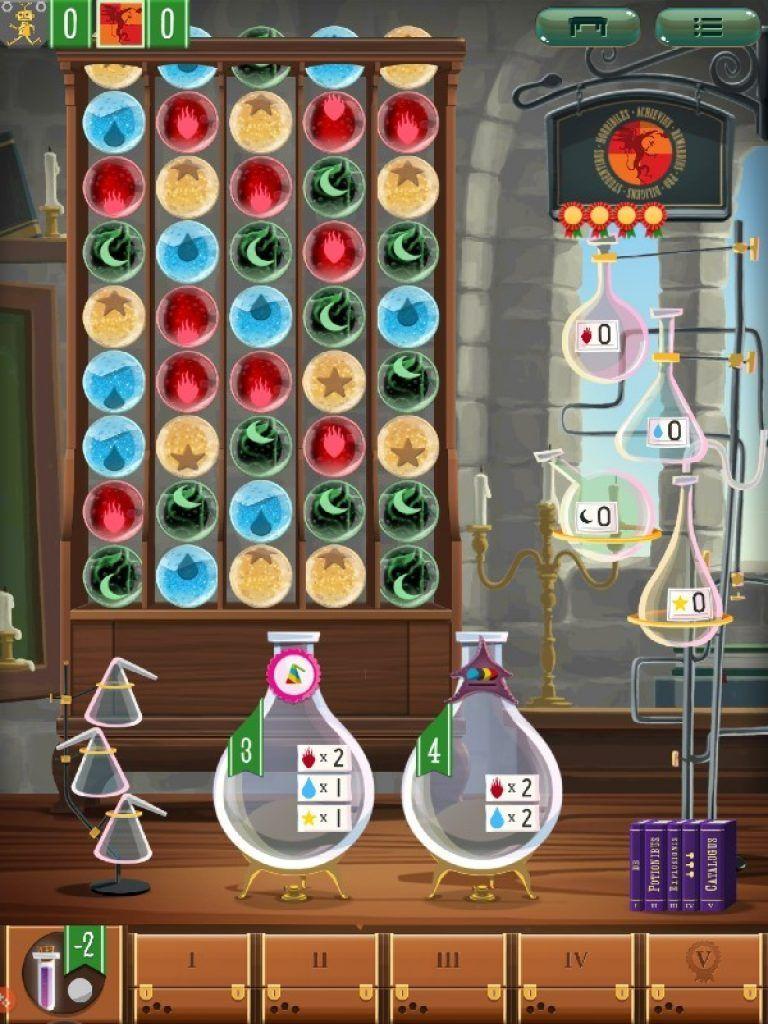 app del juego de mesa potion explosion