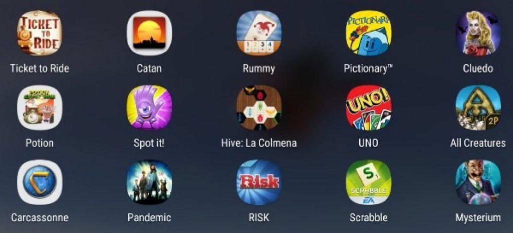 las mejores apps de juegos de mesa