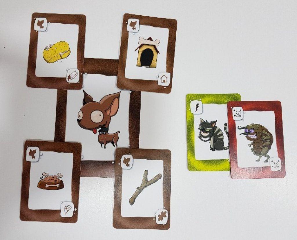 juego de mesa mascotas