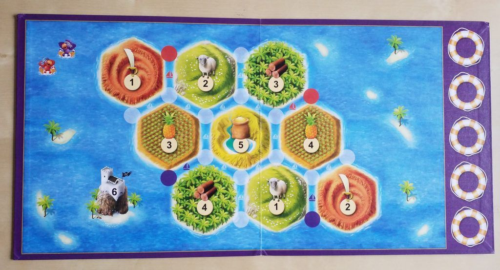 juego de mesa catan junior 2