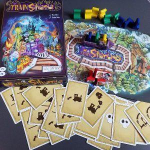 juego de mesa trainsilvania
